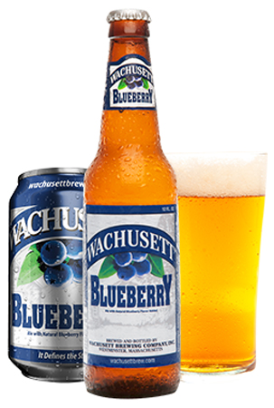 Wachusett Blueberry Ale 12 PK Cans