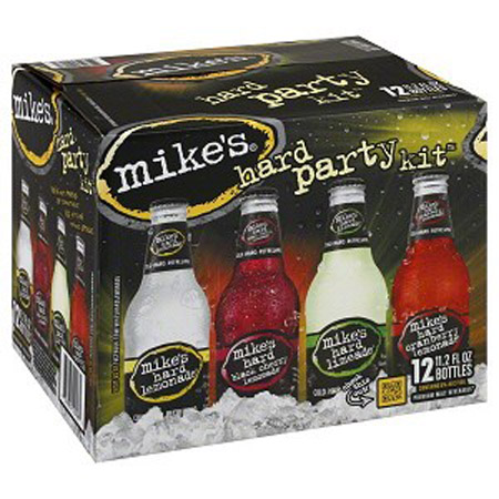 Mike's Hard Variety 12 PK Bottles