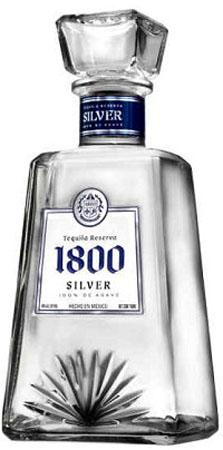 1800 Tequla Silver