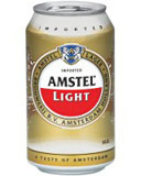 Amstel Light 12 PK Cans