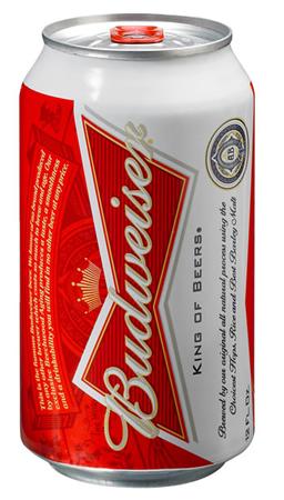 Budweiser 6 PK Cans