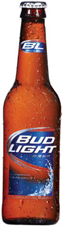 Bud Light 15 PK Bottles