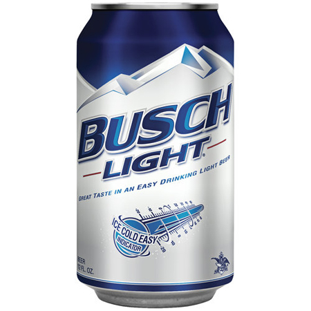 Busch Light 30 PK Cans