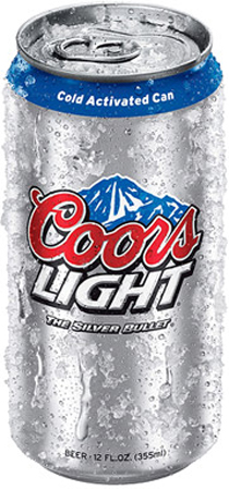 Coors Light 36 PK Cans