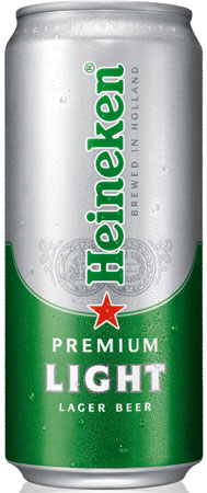 Heineken Light 6 PK Cans