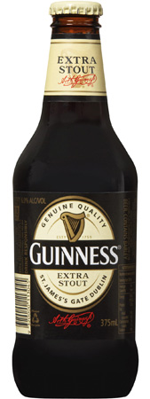 Guinness Extra Stout 12 PK Bottles
