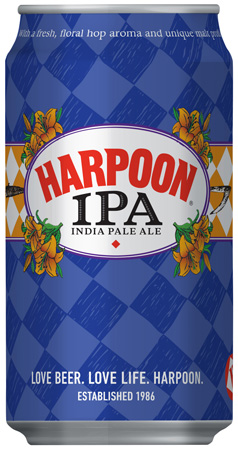 Harpoon IPA 24 PK Bottles Loose