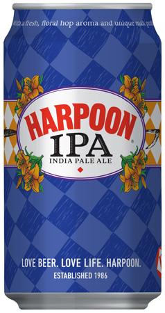 Harpoon IPA 24 PK Bottles Loose