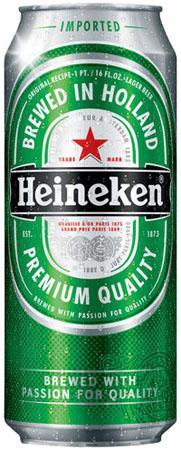 Heineken 6 PK Cans