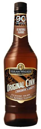 Hiram Walker Cinamon
