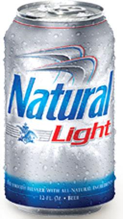 Natural Light 18 PK Cans