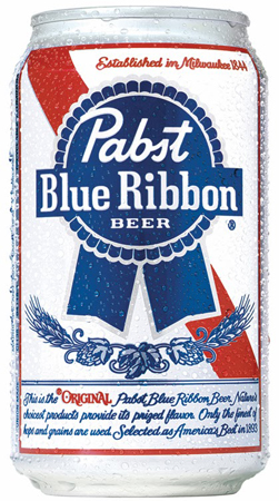 Pabst Blue Ribbon 30 PK Cans