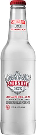 Smirnoff Ice Strawberry Acai Bottle
