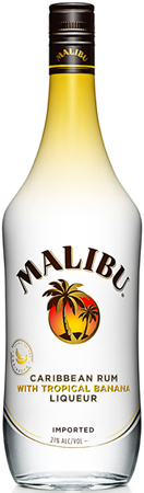 Malibu Tropical Banana Rum