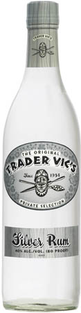 Trader Vic's Silver Rum