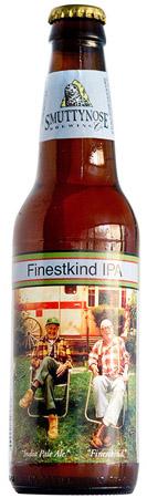 Smuttynose Finestkind IPA 12 PK Bottles