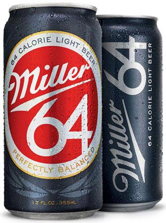 Miller 64 30 PK Cans