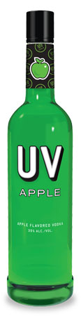 UV Apple Vodka