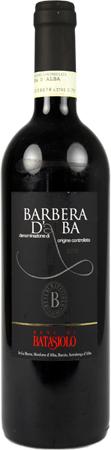 Barbera D'alba Beni Di Batasiolo