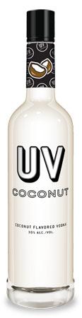 UV Coconut Vodka