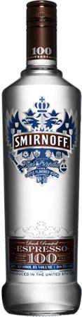 Smirnoff 100 Espresso Vodka