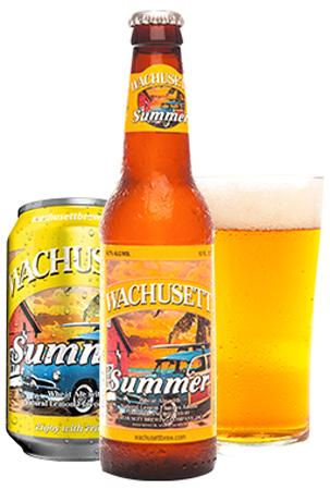 Wachusett Summer Ale 12 PK Cans
