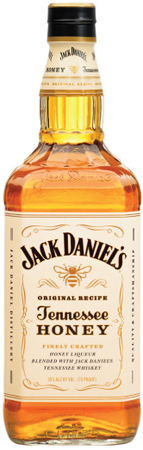 Jack Daniel's Honey Whiskey