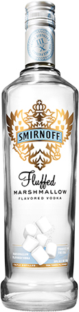 Smirnoff Fluffed Marshmellow Vodka