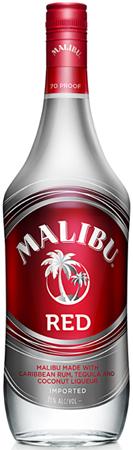 Malibu Red Rum