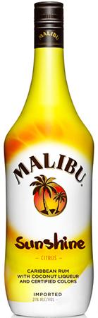 Malibu Sunshine Rum