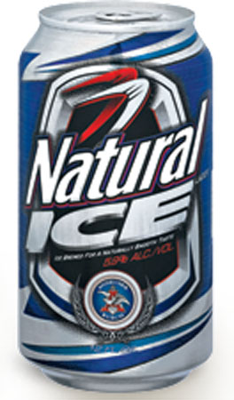 Natural Ice 18 PK Cans