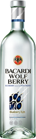 Bacardi Wolf Berry Rum