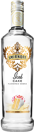 Smirnoff Iced Cake Vodka