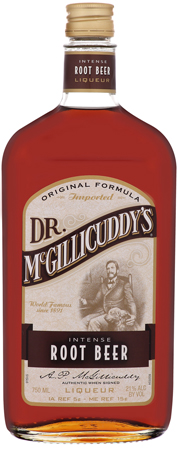 Dr Mcgillicuddy's Root Beer