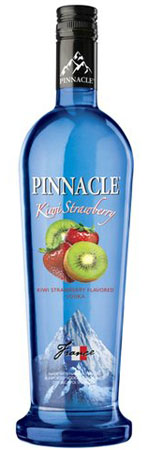 Pinnacle Kiwi Strawberry Vodka