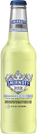 Smirnoff Ice Blueberry Lemonade 6 PK Bottles