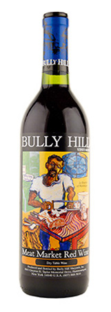 Bully Hill Meat Market Red