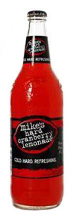 Mike's Hard Cranberry Lemonade Bottle