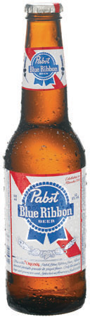 Pabst Blue Ribbon 12 PK Bottles