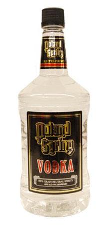 Poland Spring Vodka