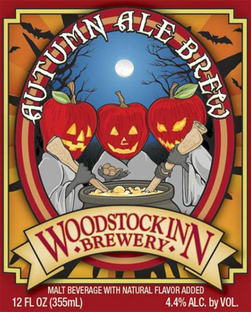 Woodstock Inn Autumn Ale Brew