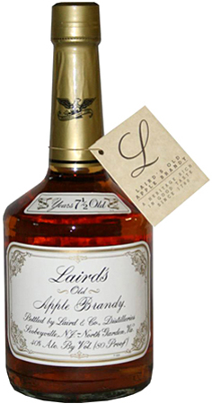 Laird's Applejack Brandy 100 Proof