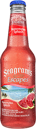 Seagram's Escapes Watermelon Splash 4 PK Bottles