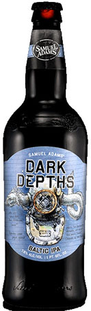 Sam Adams Dark Depths Baltic IPA Bottle