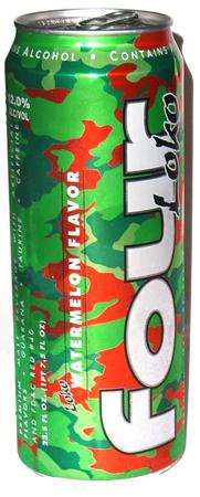 Four Loko Watermelon Flavor