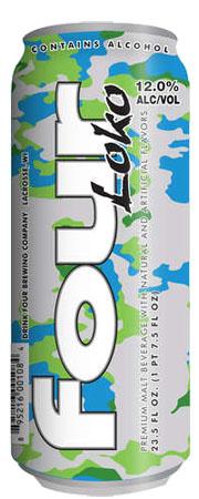 Four Loko Coco Loko Flavor