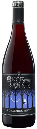 Once Upon A Vine Pinot Noir