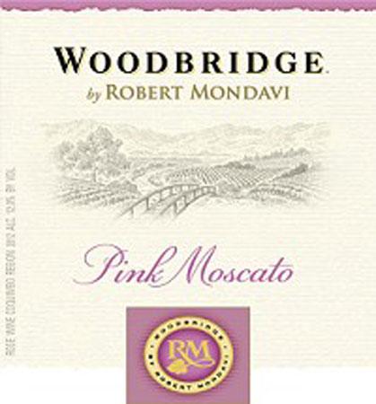 Woodbridge Pink Moscato