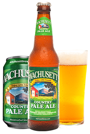 Wachusett Country Pale Ale 12 PK Cans