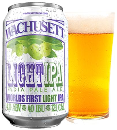 Wachusett Light IPA 12 PK Cans